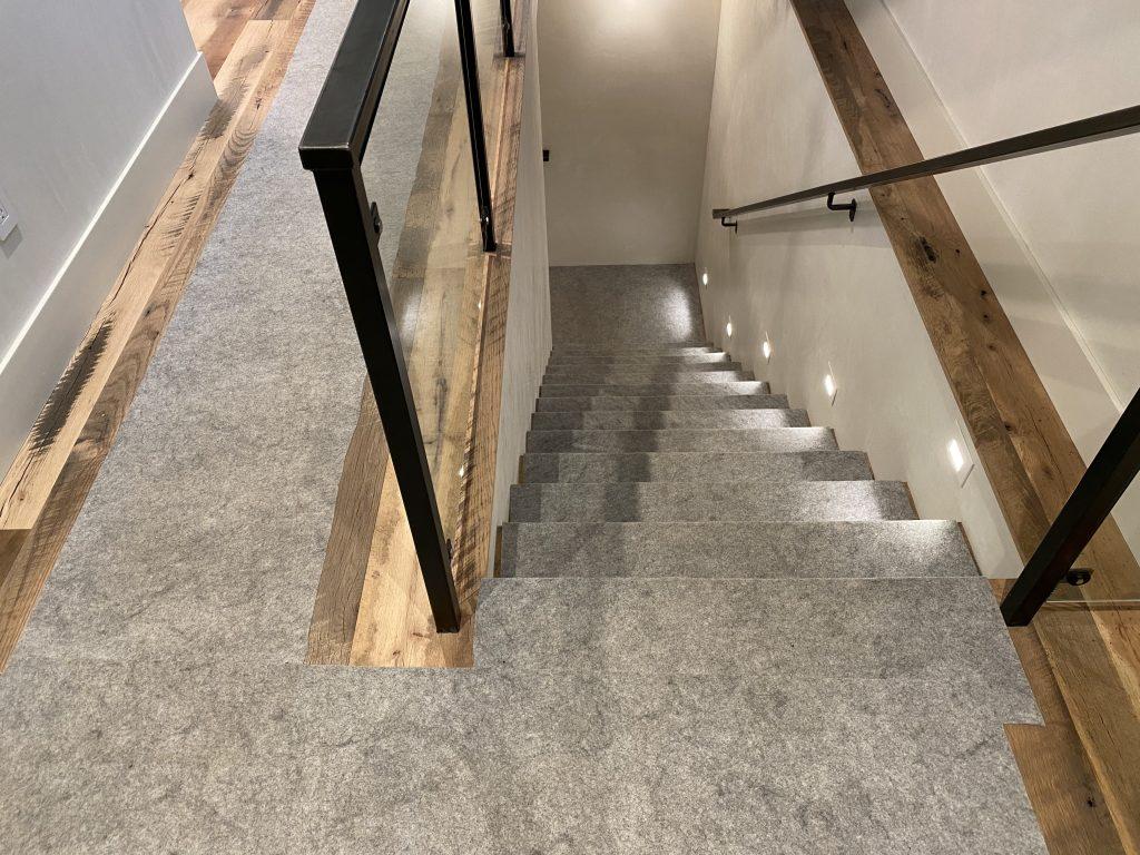non slip stair protection