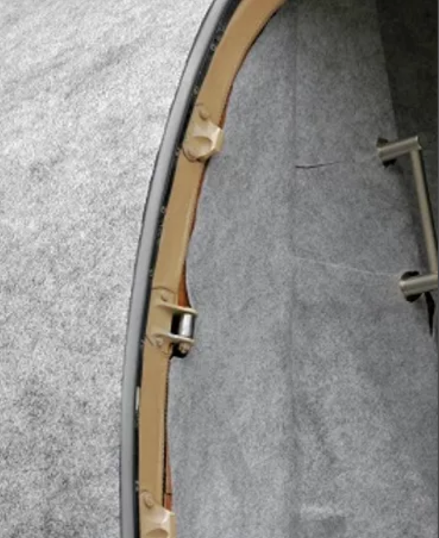 door jam bulkhead protection