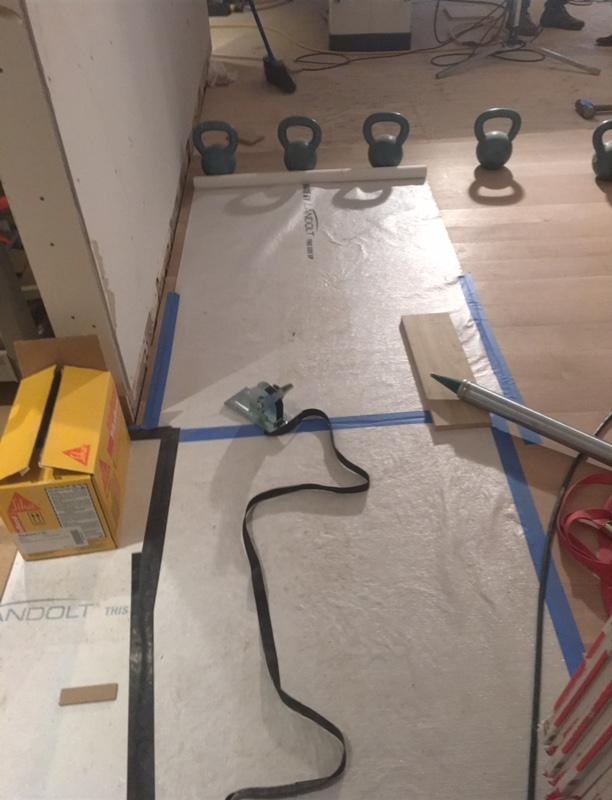job site protection