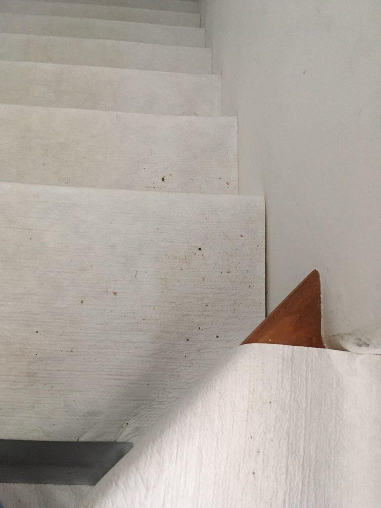 non slip flooring for stairs