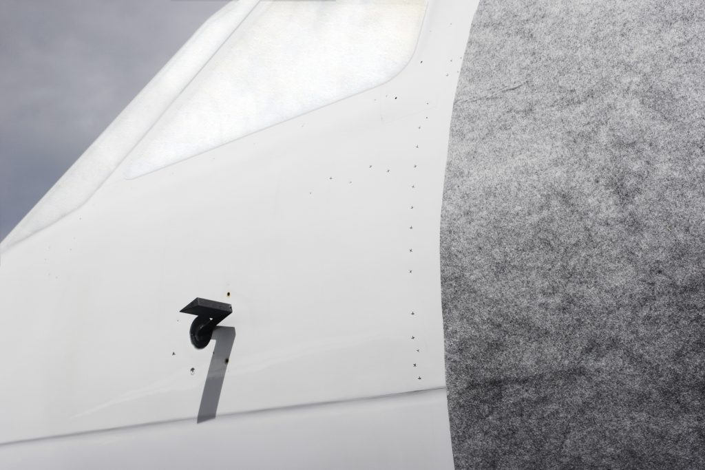 Aircraft cockpit windshield protection